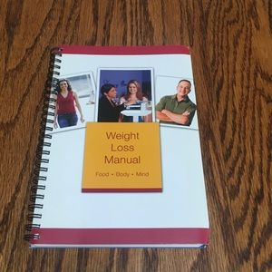 Jenny Craig Weight Loss Manual Book